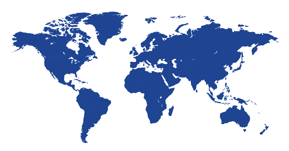 trend global map